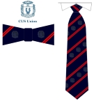 CUS union Neck and Bow tie set